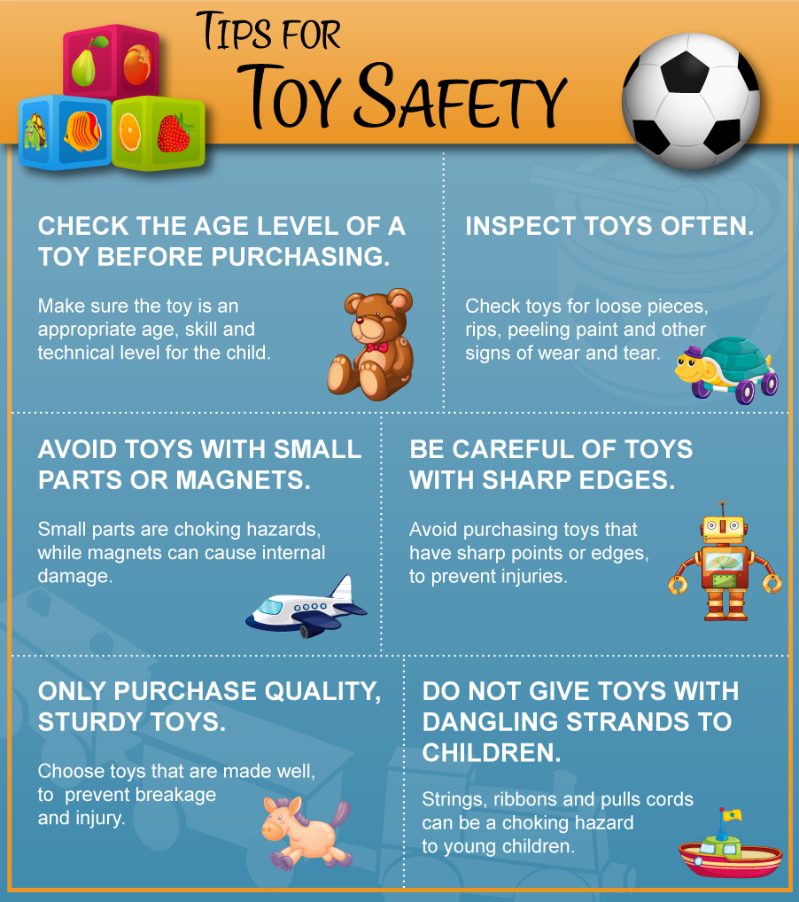 Toys We Got For The Holidays : We wish you a safe happy holiday season